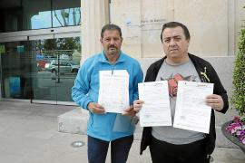 Vecinos contra las obras del puerto del Molinar