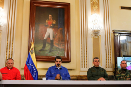 Maduro da por derrotada la «escaramuza golpista»