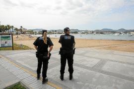 Visto para sentencia el juicio contra un joven acusado de vender drogas en Sant Antoni