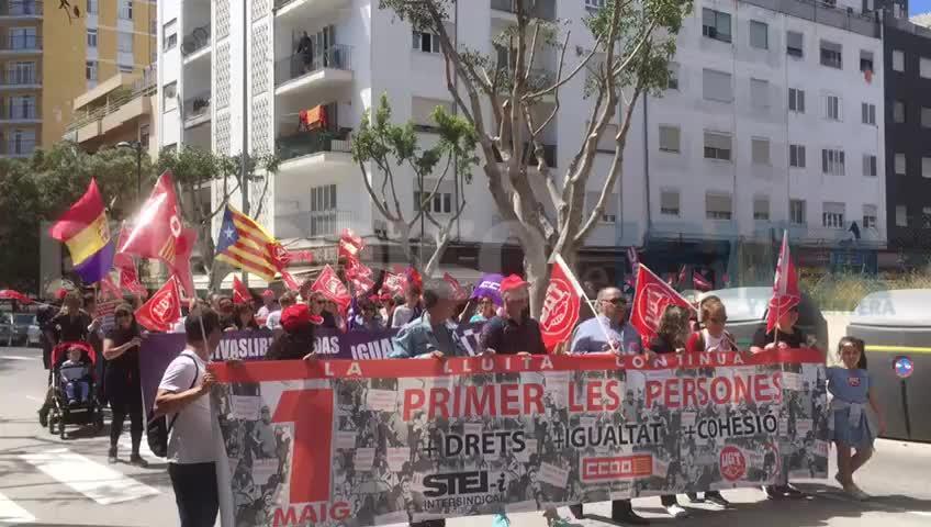 Los sindicatos exigen a Pedro Sánchez la formación de un Gobierno progresista
