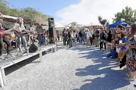 Las Dalias rinde homenaje al mítico festival de Woodstock