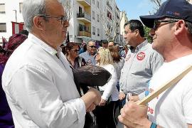 Vicent Torres pide que el 26-M se repita la victoria del PSOE «para avanzar por un trabajo digno»