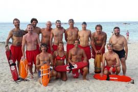 Iniciado el servicio de socorrismo en las playas de Formentera