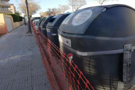 EPIC propone modificar la ubicación de los contenedores del Can Misses