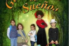 La obra de teatro 'Guardianas de sueños' se representa en Sa Màniga