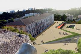 El Consell de Eivissa amplía un mes el plazo para finalizar las obras de rehabilitación de la Comandancia