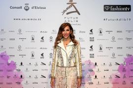 Paloma Lago, la estrella que ilumina el 'photocall' de la III edición de Futur Adlib