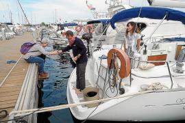 Navegar las Balears como experiencia de crecimiento para víctimas de malos tratos