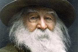 La Biblioteca Municipal de Ibiza dedica el mes de mayo al escritor Walt Whitman en el bicentenario de su nacimiento