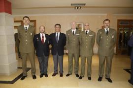 Entrega de premios de la Delegación de Defensa.