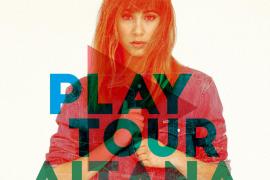 Aitana recala en Son Fusteret con la gira 'Play Tour' 2019
