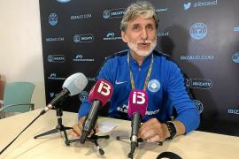 «Las instalaciones de fútbol de Ibiza y Formentera son de Tercera»