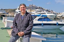 Ramón Díaz: «Cuando empezamos, más de la mitad del puerto de Botafoch estaba vacío»