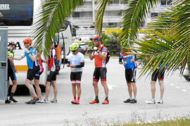 Retretes públicos para los ciclistas