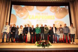 'Campeones' de visita en Sant Antoni