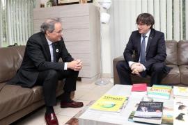 La Fiscalía, a favor de que Puigdemont y sus exconsejeros recuperen la candidatura a las elecciones europeas