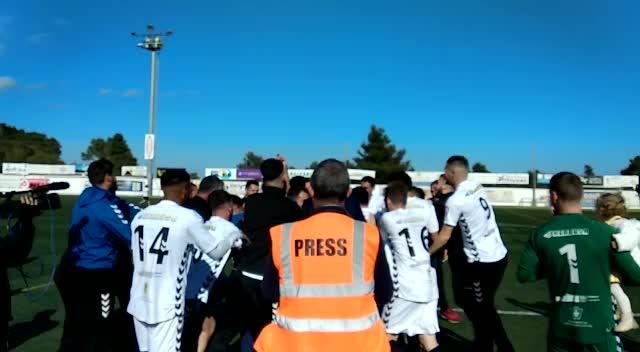 La Peña Deportiva, campeona de Tercera División