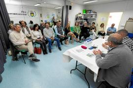 Ses Figueretes y Puig des Molins exigen a los políticos mejoras para sus barrios