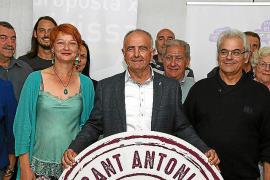 Joan Torres presenta una lista de vecinos para ofrecer «diálogo y proximidad» en Sant Antoni