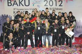 Román y Aranguren, sin suerte en Baku