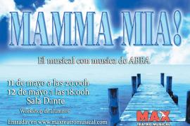 El clásico de 'Mamma Mia' aterriza en la Sala Dante con música de ABBA