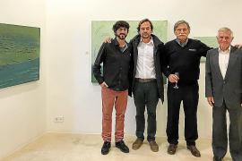 Caldentey presenta su obra en Pollença