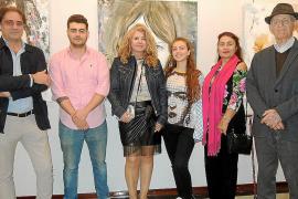 Pilar Correa presenta sus nuevas obras