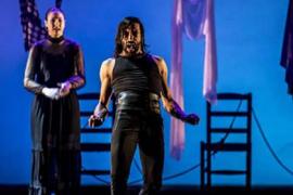 El bailaor Eduardo Guerrero recala en el Auditórium de Palma con su baile flamenco