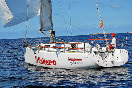 El 'Espada 0' de Marc Terrasa se lleva la Vuelta a Formentera en Solitario