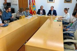 March asegura que las obras del CEIP Sant Ferran empezarán antes del verano