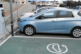 El Consell d'Eivissa quiere que todos los vehículos sean eléctricos en 2035