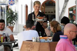 La Semana Santa impulsa una bajada del paro del 1,3% en Eivissa y del 8,8% en Formentera