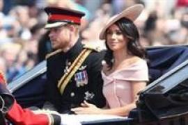 Meghan Markle y el príncipe Enrique se convierten en padres de un niño, séptimo en la línea sucesoria