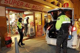 Cuatro detenidos en una redada de extranjería en un local de Sant Antoni