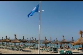 Baleares lucirá 63 banderas azules este verano, 4 menos que en 2018