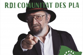 Tomeu Penya presenta su esperado nuevo disco 'República Democràtica Independent des Pla' en Trui Teatre