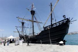 Una nave con 500 años de historia
