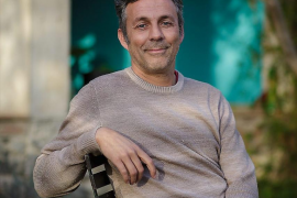 El guionista catalán Tomàs Aragay, en una imagen reciente