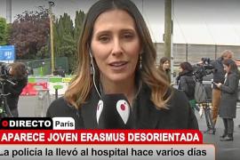 Gran expectación mediática a las puertas del hospital donde está Natalia