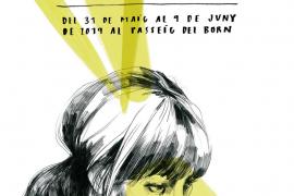 Cartel de Paula Bonet para la Fira del Llibre