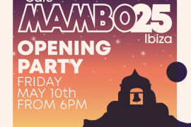 Café Mambo celebra su 25 aniversario