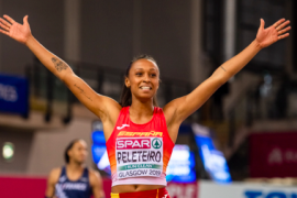Ana Peleteiro competirá en el Meeting Toni Bonet