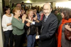 Fallece Alfredo Pérez Rubalcaba, histórico político del PSOE