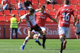 El Nàstic despierta al Real Mallorca