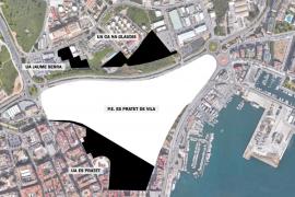 El Govern quiere que se amplíe la protección de ses Feixes de Vila a tres zonas urbanas