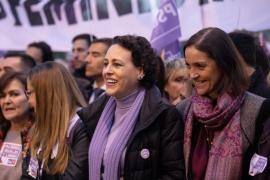 La ministra de Trabajo participa hoy en un acto electoral del PSOE en Jesús