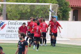 El Formentera le endosa una manita al Calvià y recupera la cuarta plaza