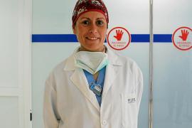 María José Marí Rivero: «Me puse a llorar con los padres en el primer parto que asistí»