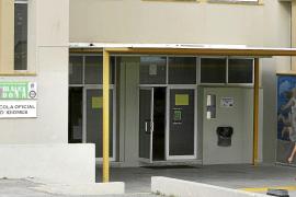 La retirada del amianto en el IES Blanca Dona, pendiente de la licencia de obras