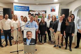 Toni Marí 'Carraca' (PP) presenta una lista de «gente 100% de Sant Joan»